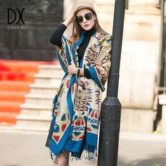 2017 Winter luxury Brand New Women Fashion Scarf Oversize Blankets Wrap Soft Cashmere plaid Square Shawl Size Pashmina Scarves