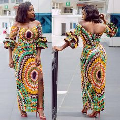 "1,012 Likes, 2 Comments - Select A Style (@selectastyle) on Instagram: ""#stunning stykeoutfit @tayoscouture #styleinspiration #ankara #african #humble…"""