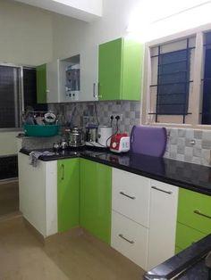 l shaped modular kitchen designs catalogue - Google Search | Stuff ...