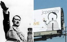 Hitler and a JCPenney Kettle. 15 Hilarious look-alikes!