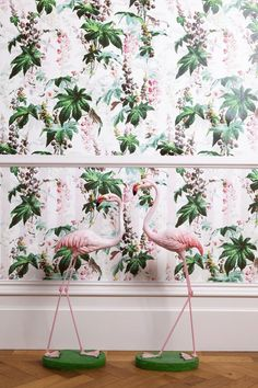 House of Hackney's Castanea Wallpaper