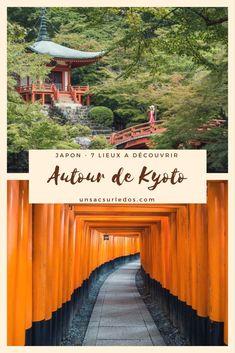 Kyoto est si belle... et il y a tant à découvrir dans la région de cette ville fascinante !Voici 7 idées de lieux à découvrir autour de #Kyoto, en expédition à la journée. #Japon #Japan #Asie #voyage #blogvoyage #visite #tourisme #Arashiyama #bambou #foret #Iwatayama #singe #Fushimi #torii #pagode #Nara #daim #cerf #koya #Kanazawa #Hiroshima #Miyajima #Amanohashidate #Himeji #Osaka World Beautiful Images, Beautiful Pictures, Nara, Kanazawa, Japon Tokyo, Blog Voyage, Nihon, Travel Advice, Japan Travel