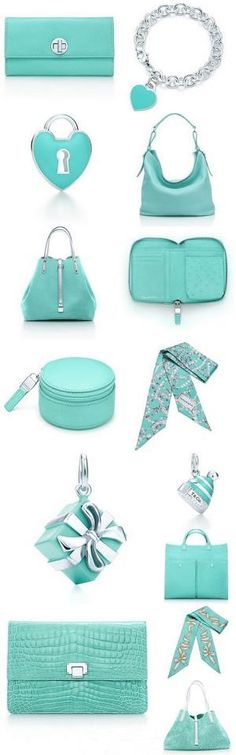 tiffany & co.   Honey, I will be glad to get any of these you want to buy me for Christmas. hehe