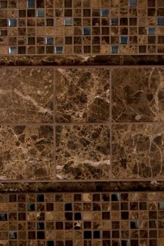 Emperador Dark Marble And Mixed Stone