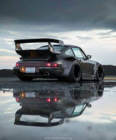 "5,118 Likes, 6 Comments - Akira Nakai (@rwb_rauhweltbegriff) on Instagram: "" @mikekuhnracing - Rauh Welt Owner: @misfitsmotorsports #RWB #964 #Porsche #superstreet…"""