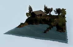 Lonely Island (Unity3D)