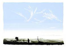 Resultado de imagen de cuadros con nubes