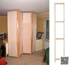 33. Room #Divider - 33 Ikea Hacks #Anyone Can do ... → DIY #Great