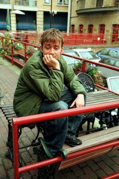 """By Olyn Blair, "" Bomber Jacket Damon Albarn, Jamie Hewlett, Gorillaz, Blur Band, Going Blind, Britpop, 10 Picture, Music Bands, Music Music"