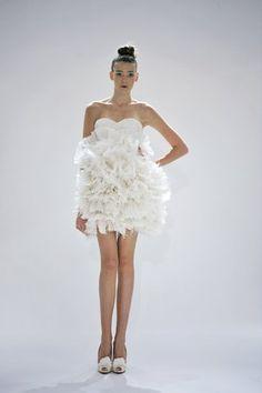 Wedding Dresses, Fashion, Marchesa, Short Wedding Dresses
