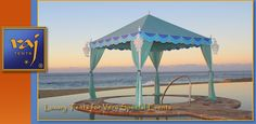 Raj Tents, Luxury Tents for Very Special Events, renting tenting for event in California and the u.s.