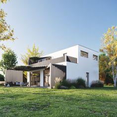 Interiordesign, Ea, Garage Doors, Outdoor Decor, Modern, Home Decor, Architects, Unique, Trendy Tree