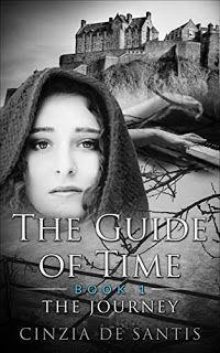 The Guide of Time: The Journey - a Science Fiction Fantasy by Cinzia de Santis #ebooks #kindlebooks #freebooks #bargainbooks #amazon #goodkindles