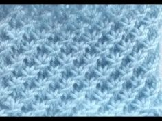 the beautiful star when knitting - La Grenouille Tricote Crochet is usually a task of Baby Knitting Patterns, Knitting Stiches, Knitting Designs, Crochet Stitches, Crochet Patterns, Tunisian Crochet, Diy Crochet, Beau Crochet, Star Stitch