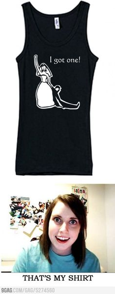 Overly attached girlfriends vest