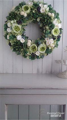 Flower Wreath『フォレ』
