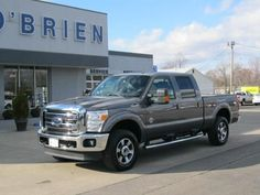 2013 Ford F-250 Lariat Super Duty Crew Cab