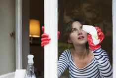 Looking for tips for cleaning glass windows without streaks? Visit HowStuffWorks to find 5 tips for cleaning glass without streaks.