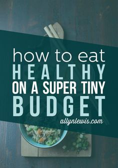 8 Ways to Eat Healthy on a Super Tiny Budget college diet plan Ways To Eat Healthy, Get Healthy, Healthy Snacks, Healthy Recipes, Oven Recipes, Eating Healthy On A Budget For One, Easy Recipes, Dinner Recipes, Healthy Menu