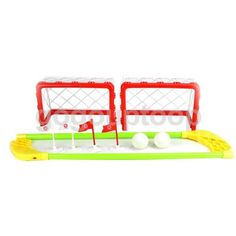 24x16x16cm mini #hockey goal #hockey toy set kids children #outdoor #sports toys,  View more on the LINK: 	http://www.zeppy.io/product/gb/2/282123233647/
