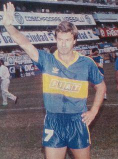 Boca Juniors - 1990 - Marangoni