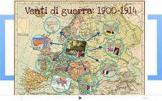 Verso la prima guerra mondiale: 1900-1914    #TuscanyAgriturismoGiratola