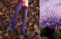 Escarpins salomés by Ellips...une jolie collection à découvrir