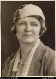 Jessie Street (1889-1970): Australian suffragette, feminist and human rights campaigner.