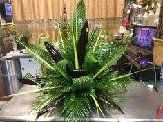 Palm Sunday Arrangement for a local church.