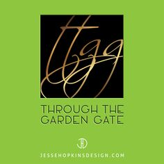 Client: Through The Garden Gate Projects: Logo, Branding, Advertisements, Event Material, Website, Retail Product Tags, Store Bags, Business System - - Start Communicating. Get Results. www.jessehopkinsdesign.com Product Tags, Marketing Approach, Garden Gate, Problem Solving, Logo Branding, Design Projects, Retail, Website, Store