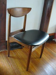 Mid-century Lane Perception Chair