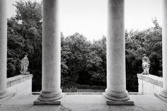Les jardins palladiens de Vénétie