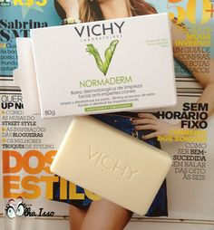 Oolha Isso: Sabonete Normaderm Vichy