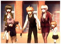 Naegi Family