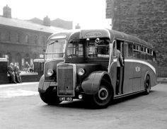 Crossley SD42/7 Whitson (C33F) '1949