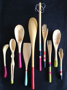 A collection of new painted handcarved spoons by Petros of Sekele Craft will be showing for the first time at the Africa Craft Trust's stand at SARCDA! Contact us for wholesale orders. Petros is part of our programme in Limpopo with the MTN SA Foundation.