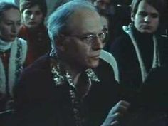 Messiaen talking about colour in music with students