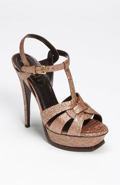 Yves Saint Laurent 'Tribute' Sandal | Nordstrom