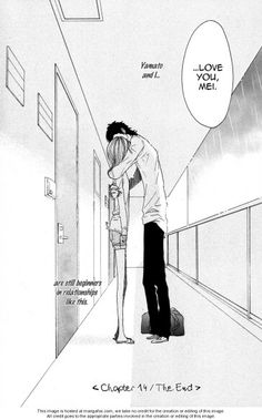 Say I love you on Pinterest | Say I Love You, Anime ...
