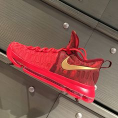 nike kd 9 red