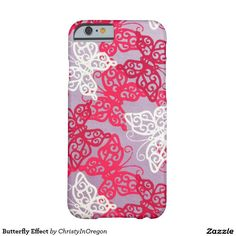 Butterfly Effect iPhone 6 Case