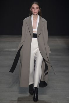 Narciso Rodriguez Autumn/Winter 2017 Ready to Wear Collection