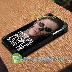 American Horror Story iphone cases, samsung galaxy cases, HTC one cases