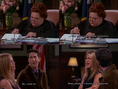 It also says that you lied.. ~ Friends Quotes ~ Season 6, Episode 5: The One with Joey's Porsche #amusementphile Friends Season 6, Group Of Friends, Friends Tv Show, David Crane, Clap Clap, You Lied, Episode 5, Jennifer Aniston, Best Shows Ever
