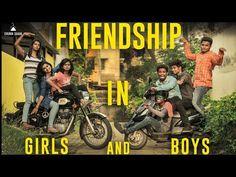 Eruma Saani - Friendship in Boys and Girls - Vijay, Harija - Funny Videos Friendship Songs, Social Media Pages, Popular Videos, Present Day, Boys, Girls, Boy Or Girl, Funny Videos, Youtube