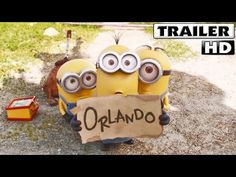 Minions Official Trailer #3 (2015) - Despicable Me Prequel HD - YouTube