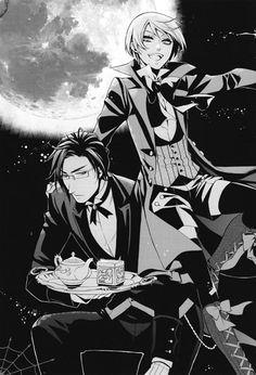 Kuroshitsuji (Black Butler) - Alois and Claude
