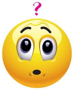 Questioning Emoticon