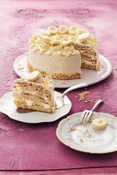 Banana-Josefine-Torte