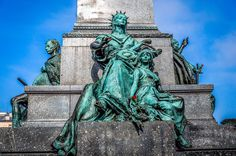 In Krakow, Poland's Main Market Square, you can find the statue of the muse at the Adam Mickiewicz Monument. This remarkable statue is only one of many things to see on a walking tour of Krakow.